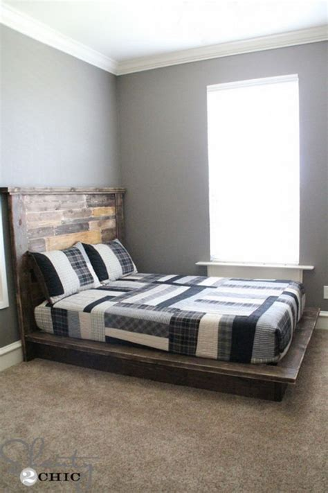 budget friendly diy bed frame projects tutorials