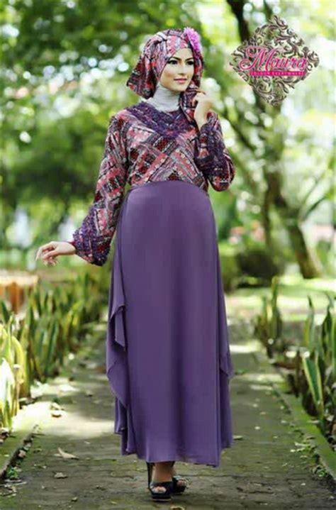 Gamis Pesta Yg Simple desain busana muslim wanita simple untuk kondangan