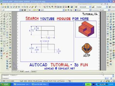 autocad 2007 tutorial in telugu tutorial 04 autocad 2d 3d online tutoring is available
