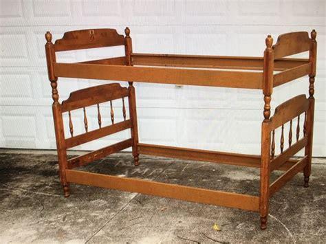 Ethan Allen Bunk Bed Ethan Allen 4 Post Bunk Beds Furniture In Pompano Fl