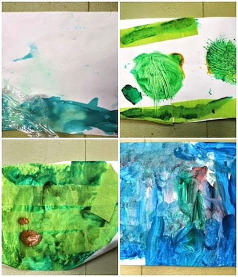 Landscape Artists Ks1 Things To Make And Do Crafts And Activities For