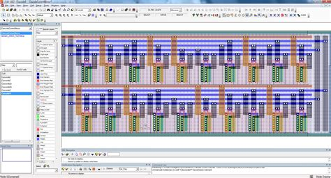 ic layout editor software tanner l edit ic layout ed c electronic design