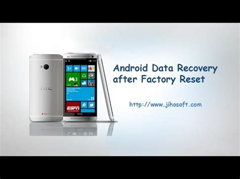 reset android keep data how to recover lost data from android after factory reset