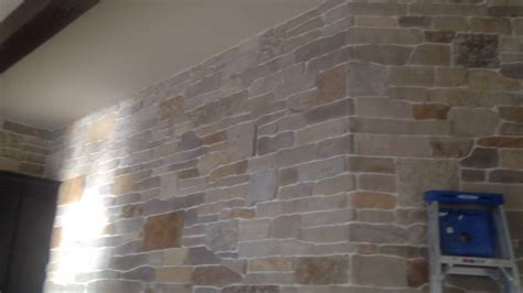 stone wall interior smalltowndjs com interior stone wall installation grouted joint natural