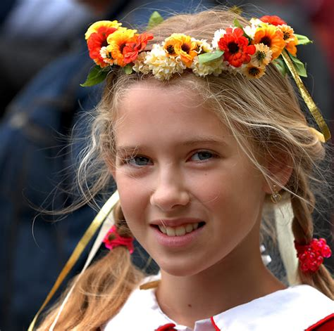 Polish Girls Beautiful And Spicy Girls