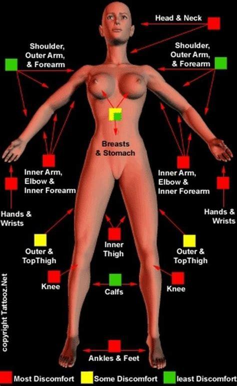 lower arm tattoo pain level best 25 tattoo pain chart ideas on pinterest tattoo
