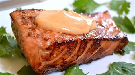 sriracha mayo nutrition teriyaki salmon with sriracha mayo recipe nutrition