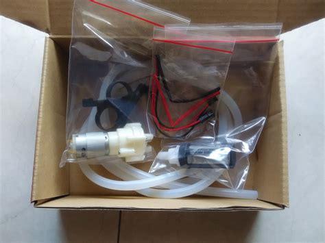 Pompa Air Mini Solar Cell paket mini pompa air filter dan selang