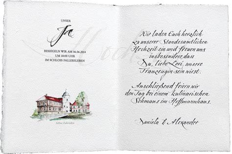 Hochzeitseinladung Handgeschrieben hochzeitseinladungen handschriftlich