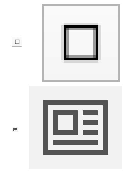 xcode design icon user interface blurry pdf icons in xcode stack overflow