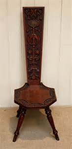 oak spinning chair antiques atlas