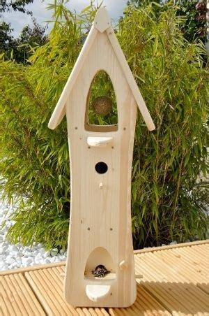 Bunte Vogelhäuser Bauanleitung by Wundersch 246 Ne Vogelvilla Aus Holz Natur Vogelh 228 User