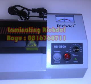 Mesin Laminating Merk Riehdel mesin laminating ukuran a3 culture and