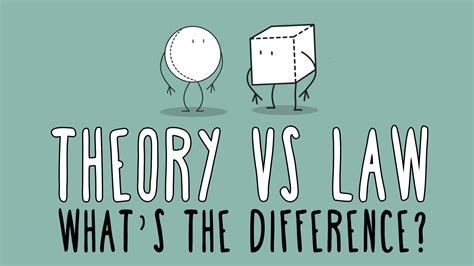 What S Different About what s the difference between a scientific and theory