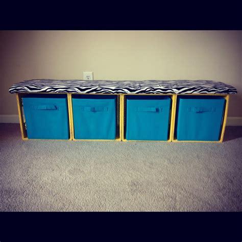 milk crate bench milk crate bench milk crate ideas pinterest