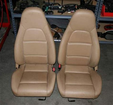 forums / classifieds / fs:tan leather 2000 miata seats