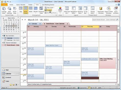microsoft sharepoint 2010 manage employee schedules youtube