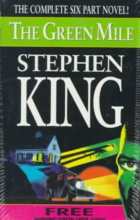 king zeno a novel books the green mile by stephen king reviews discussion