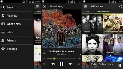 spotify app apk spotify app para escuchar y bajar m 250 sica apk gratis
