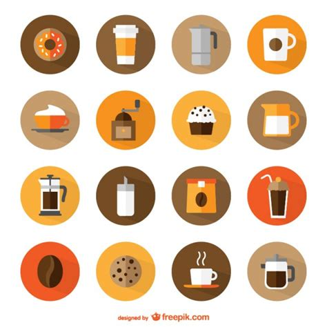 Windshield Mini Vector Sectbill coffee shop icons vector free