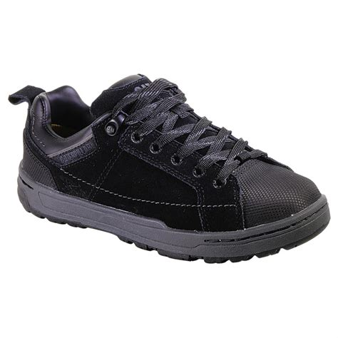 steel toe sneakers s cat footwear brode steel toe work shoes 582769