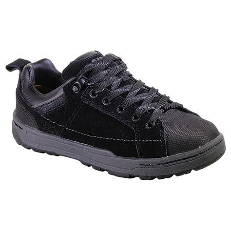 s cat footwear brode steel toe work shoes 582769