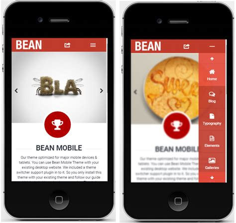 themes for mobile wordpress 24 best mobile wordpress themes feedtip