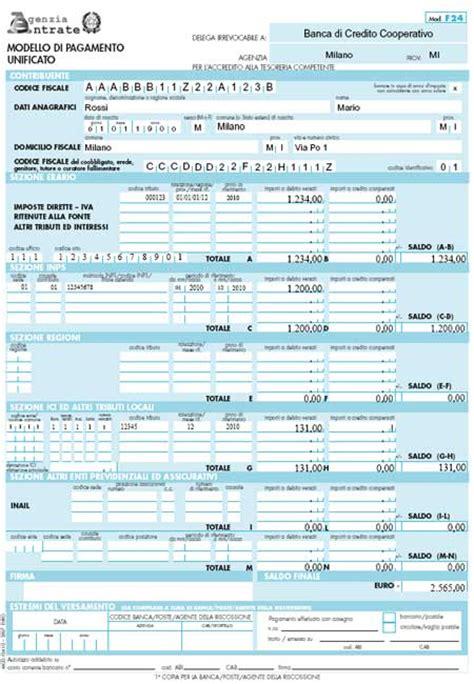 modello richiesta cassetto fiscale agenzia delle entrate arriva il modello f24 semplificato