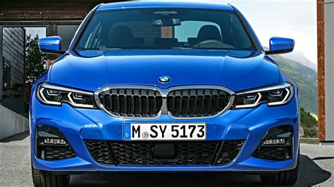 Test Bmw 3 Series 2019 by 2019 Bmw 3 Series Interior Exterior And Test Drive