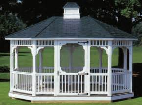 Screened Gazebo Kits Screened Gazebo Plans Senalka