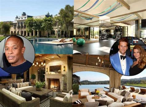 dr dre house celebrity dr dre net worth salary house car