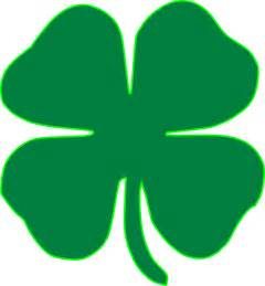 shamrock green shamrocks cliparts the cliparts