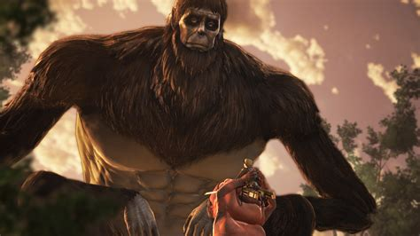 anime attack on the titan season 2 attack on titan 2 is trying to make its giants scarier
