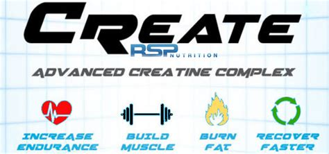 0 calorie creatine create creatine by rsp nutrition review newest