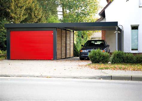 fertiggarage mit carport preise der carport siebau modernes design individuell f 252 r