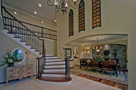 2 Story Foyer Decorating Ideas by Two Story Foyer Decorating Ideas