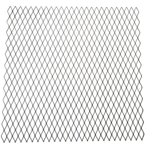 Home Depot Sheet Metal by Everbilt 24 In X 1 2 In X 12 In Plain Expanded Metal