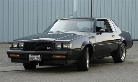 1987 buick gnx for sale 1825588 hemmings motor news