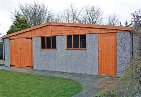 American Summer Shed by Januari 2017 Tuff Shed Door Options