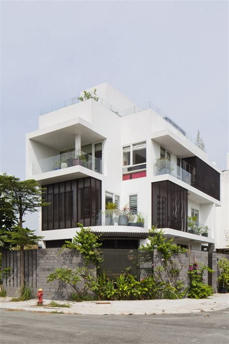 design house vietnam modern family home adapted to a tropical environment in
