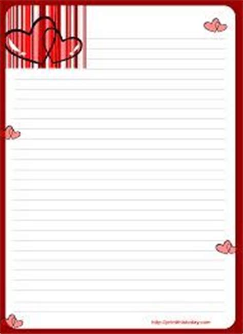 compassion international letter template s day lined paper printable lined writing