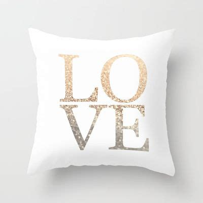 images of love pillow gold love throw pillow by monika strigel