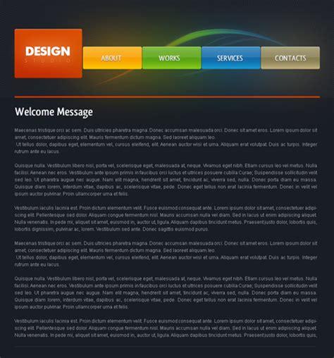 creare layout newsletter creare un layout di pagina con photoshop s v design