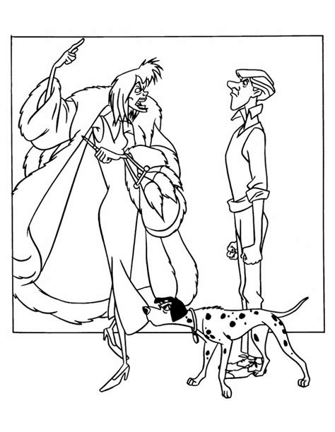 image 101 dalmatians colouring pictures 1 jpg disney