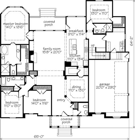 House Plans With Walk In Pantry by Not Bad Floor Plan Formal Dining Walk In Pantry With
