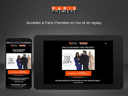 direct tv apk app 6play tv en direct et replay apk for windows phone android and apps