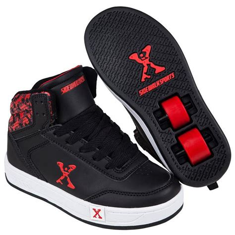 sidewalk sport sidewalk sport hi top junior boys skate
