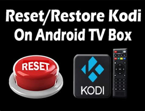 reset an android box matricom g box q 178 android tv box review