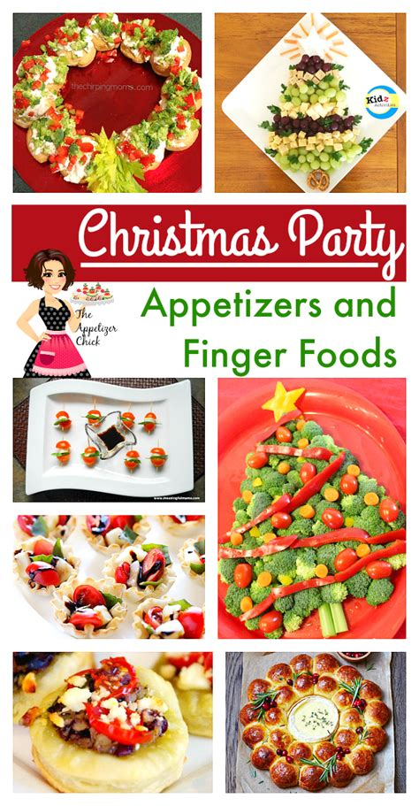 easy christmas appetizers finger foods christmas party appetizers and recipes the appetizer chick