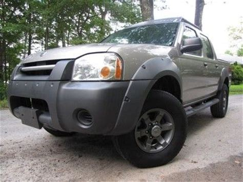 Purchase Used 02 Nissan Frontier Xe V6 Crewcab 1 Owner